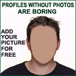 Image recommending members add African American Passions profile photos